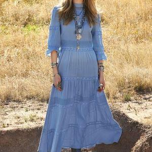 Double D Ranch Homespun Prairie Dress NWT